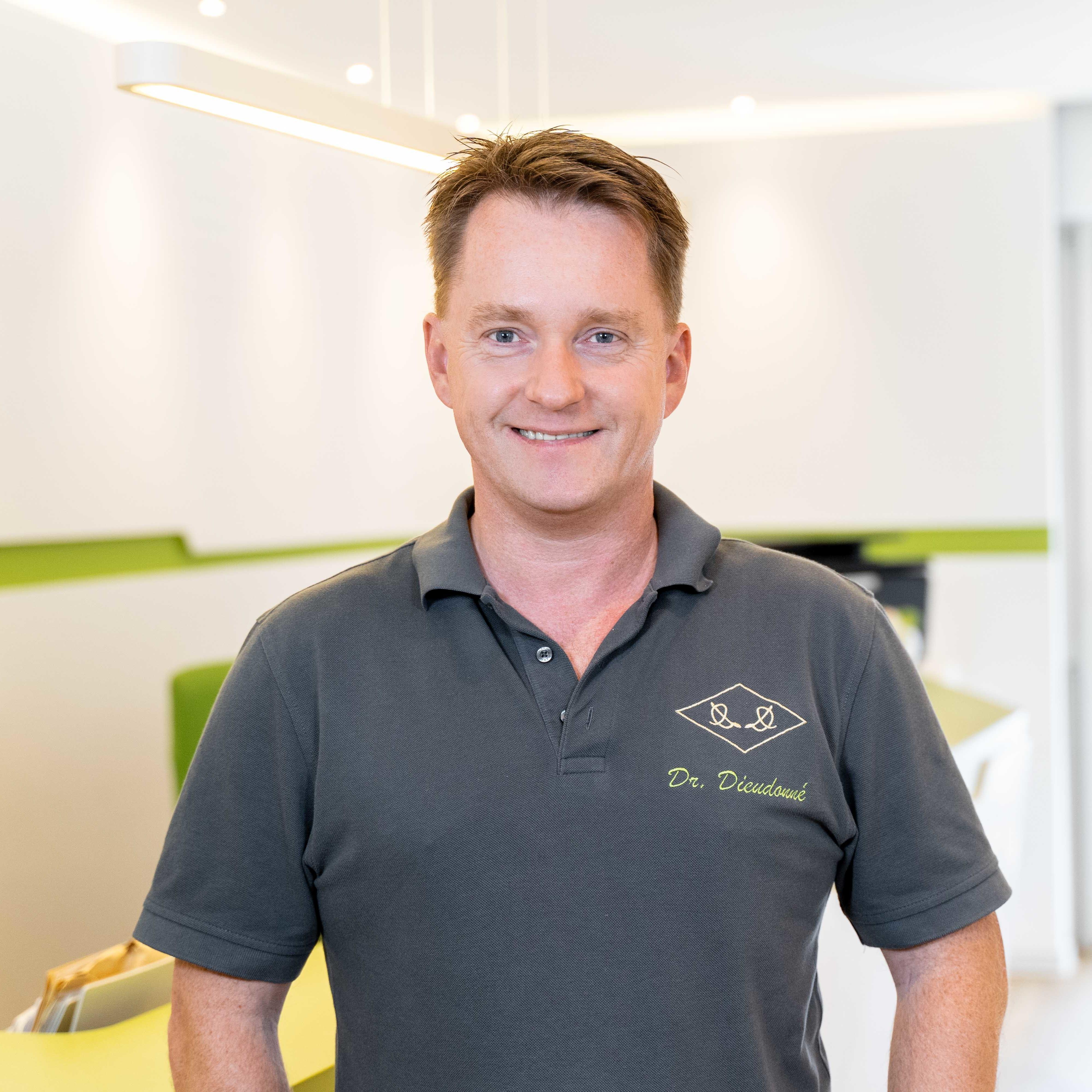 Dr. Dirk Dieudonné, Zahnarzt aus Rüsselsheim