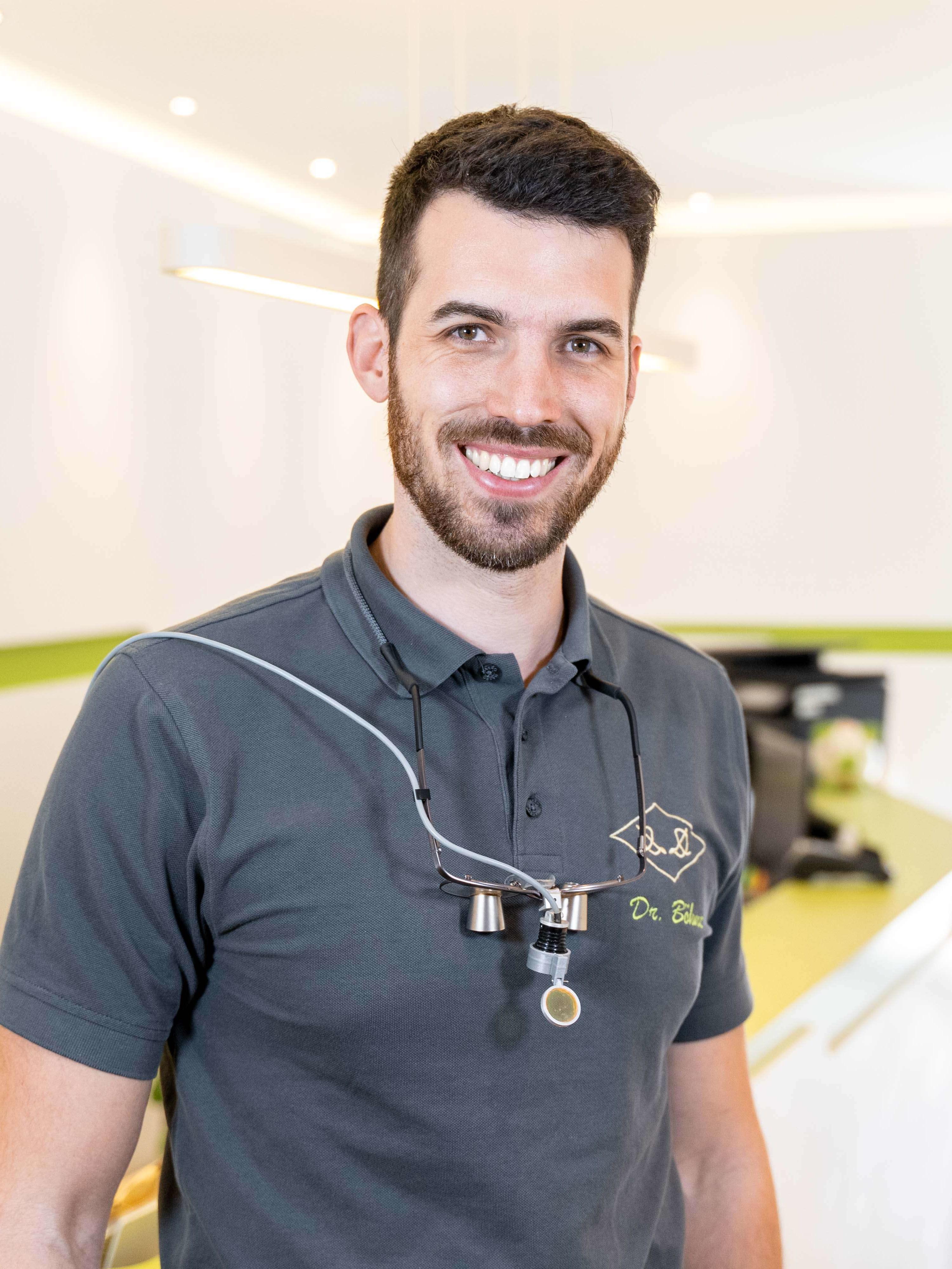 Dr. Böhme Zahnarzt Rüsselsheim Dieudonné
